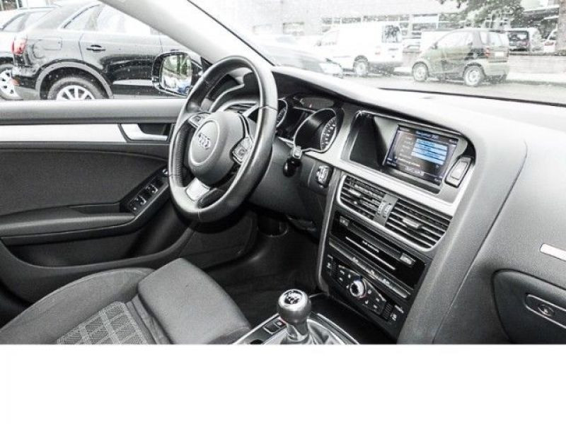 Audi A5 Sportback 2.0 TDI 177 Noir occasion à Beaupuy - photo n°4