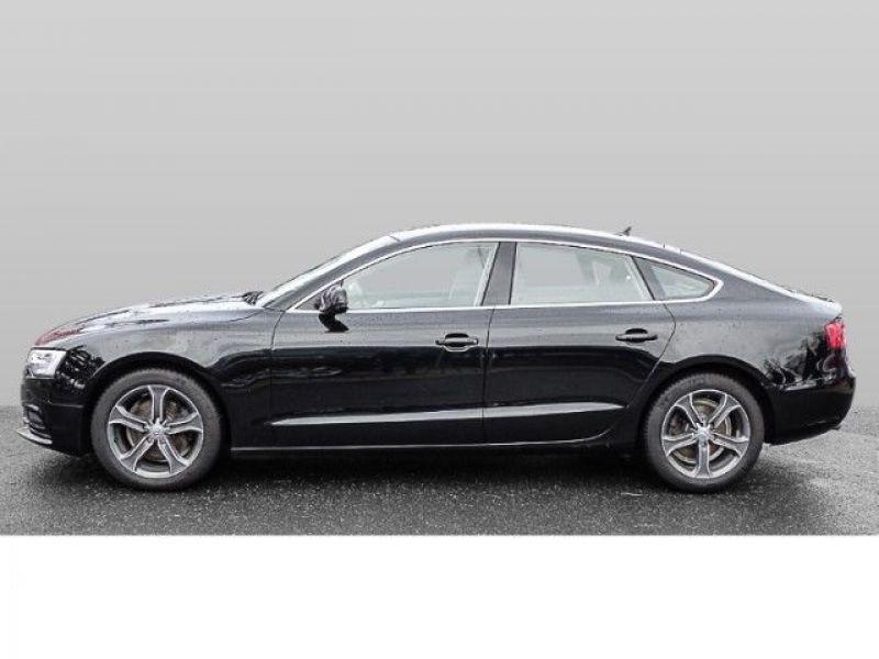 Audi A5 Sportback 2.0 TDI 177 Noir occasion à Beaupuy - photo n°9