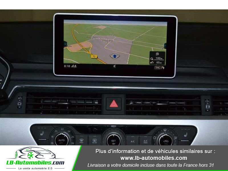 Audi A5 Sportback 2.0 TDI 190 / S-Tronic Bleu occasion à Beaupuy - photo n°8