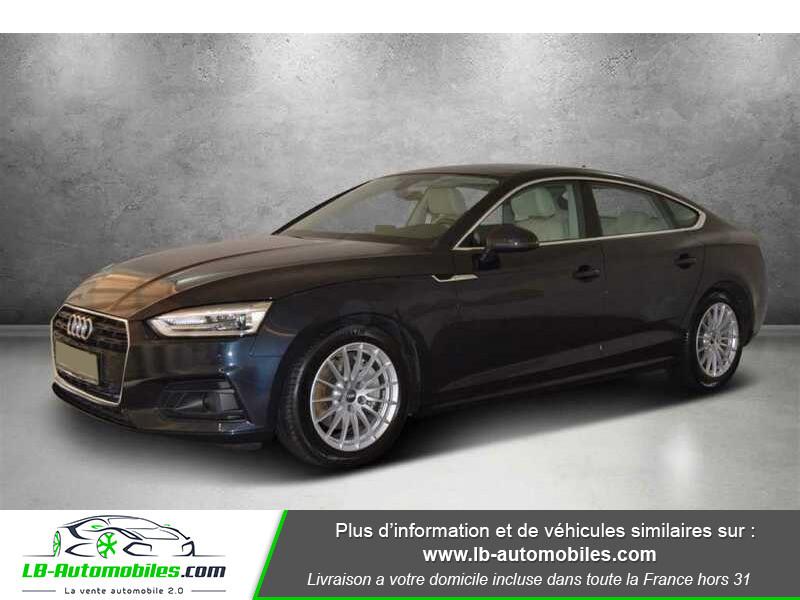 Audi A5 Sportback 2.0 TDI 190 / S-Tronic Bleu occasion à Beaupuy