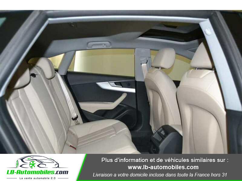 Audi A5 Sportback 2.0 TDI 190 / S-Tronic Bleu occasion à Beaupuy - photo n°7