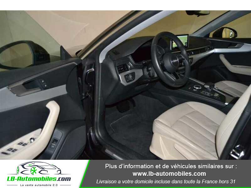Audi A5 Sportback 2.0 TDI 190 / S-Tronic Bleu occasion à Beaupuy - photo n°5