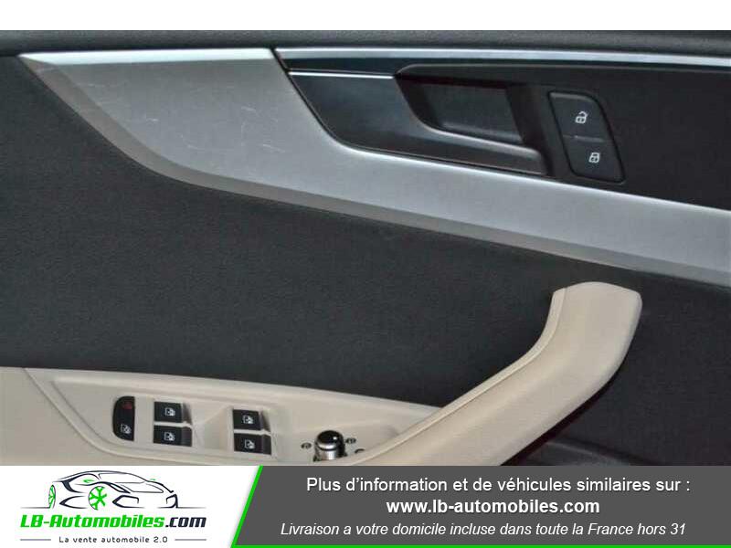 Audi A5 Sportback 2.0 TDI 190 / S-Tronic Bleu occasion à Beaupuy - photo n°4