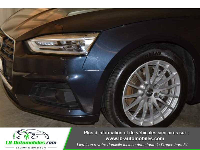 Audi A5 Sportback 2.0 TDI 190 / S-Tronic Bleu occasion à Beaupuy - photo n°6