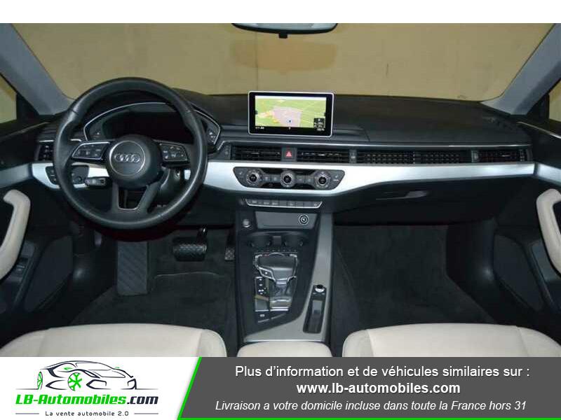 Audi A5 Sportback 2.0 TDI 190 / S-Tronic Bleu occasion à Beaupuy - photo n°2