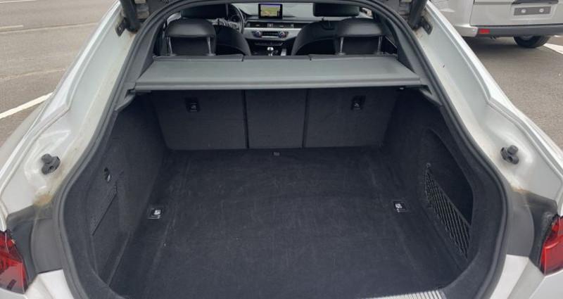 Audi A5 Sportback 2.0 TDI 190CH DESIGN Blanc occasion à GUER - photo n°7