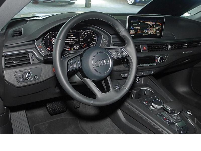 Audi A5 Sportback 2.0 TDI Quattro 190 ch Noir occasion à Beaupuy - photo n°2