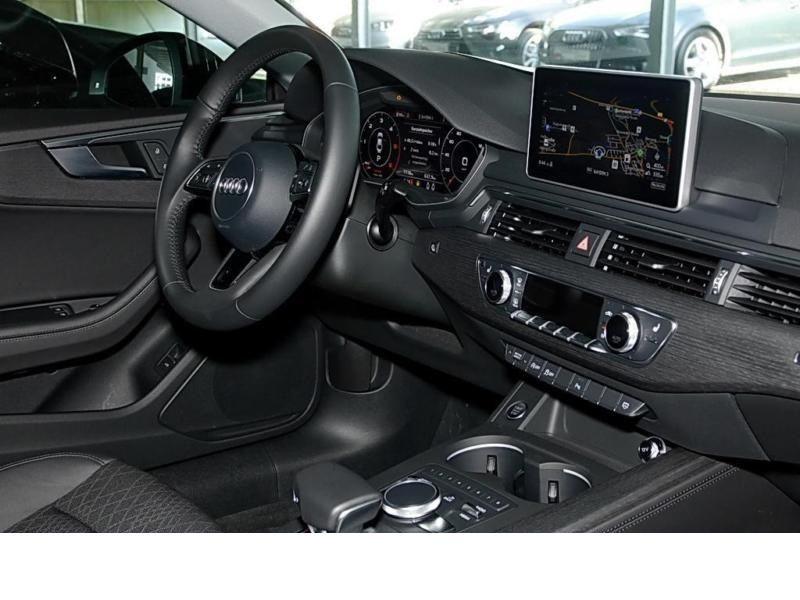 Audi A5 Sportback 2.0 TDI Quattro 190 ch Noir occasion à Beaupuy - photo n°7