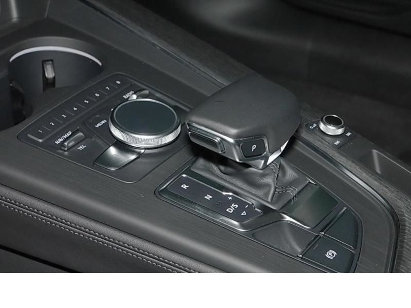 Audi A5 Sportback 2.0 TDI Quattro 190 ch Noir occasion à Beaupuy - photo n°6
