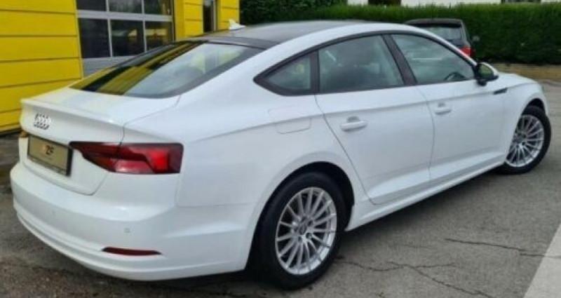 Audi A5 Sportback 2.0 TDI Blanc occasion à ARLES - photo n°5