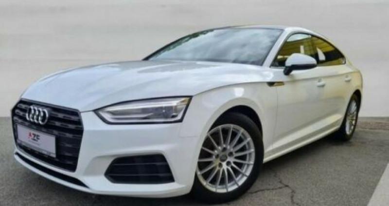 Audi A5 Sportback 2.0 TDI Blanc occasion à ARLES