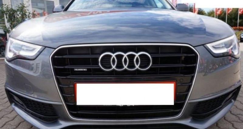Audi A5 Sportback 2.0 TDI190 quattro SB S-Line Stronic(10/2016) Gris occasion à Saint Patrice - photo n°6