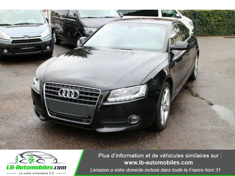 Audi A5 Sportback 2.0 TFSI 180 Noir occasion à Beaupuy