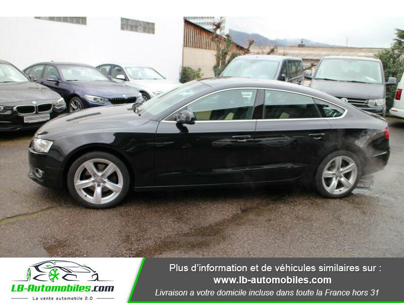 Audi A5 Sportback 2.0 TFSI 180 Noir occasion à Beaupuy - photo n°7