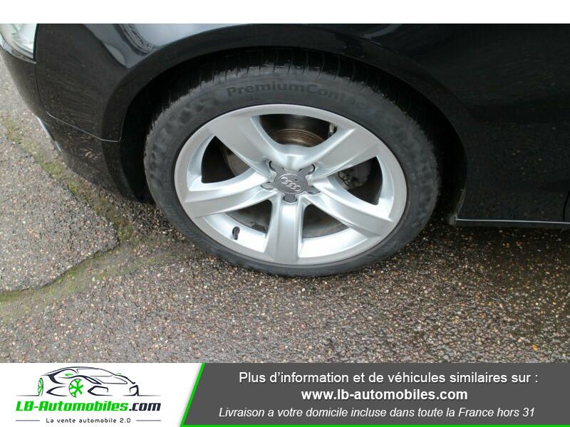Audi A5 Sportback 2.0 TFSI 180 Noir occasion à Beaupuy - photo n°8