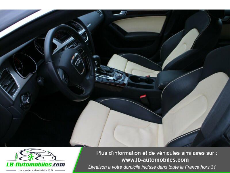 Audi A5 Sportback 2.0 TFSI 180 Noir occasion à Beaupuy - photo n°4