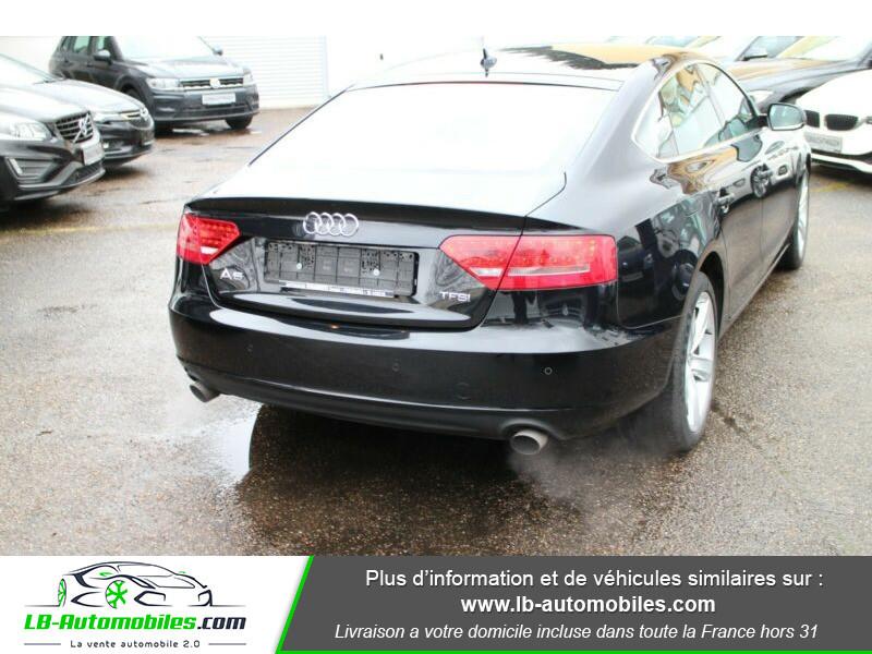 Audi A5 Sportback 2.0 TFSI 180 Noir occasion à Beaupuy - photo n°3
