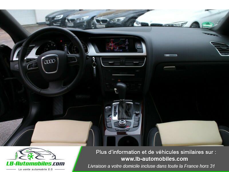 Audi A5 Sportback 2.0 TFSI 180 Noir occasion à Beaupuy - photo n°2