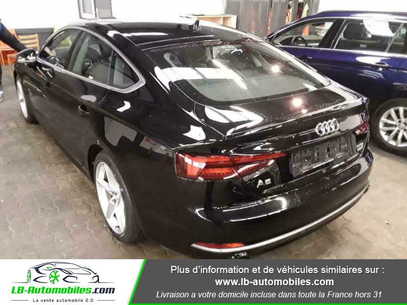 Audi A5 Sportback 2.0 TFSI 190 / S Tronic Noir occasion à Beaupuy - photo n°5