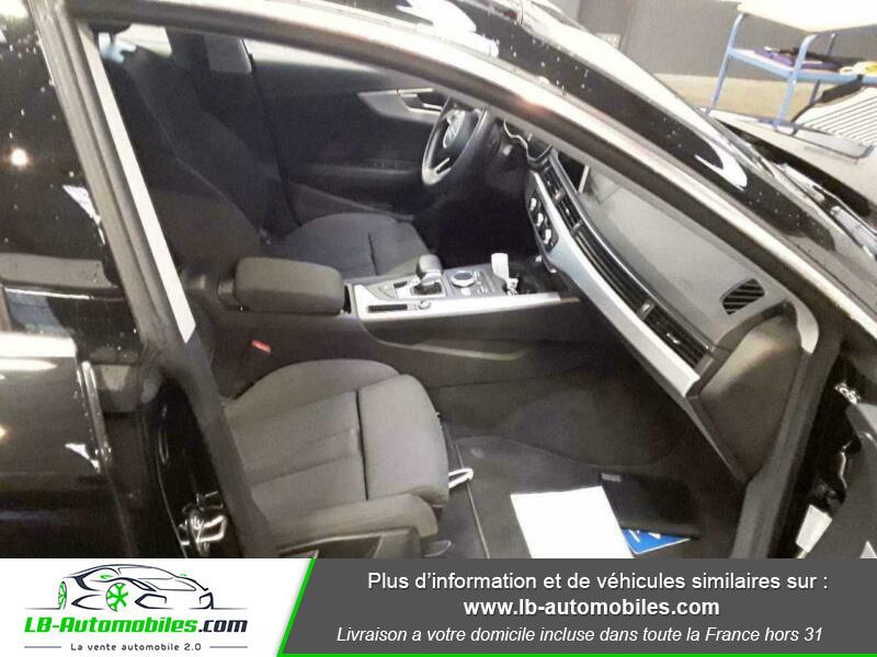 Audi A5 Sportback 2.0 TFSI 190 / S Tronic Noir occasion à Beaupuy - photo n°3