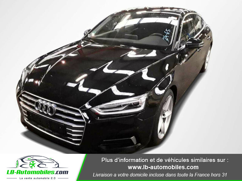 Audi A5 Sportback 2.0 TFSI 190 / S Tronic Noir occasion à Beaupuy