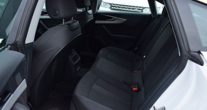 Audi A5 Sportback 2.0 TFSI 190CH BUSINESS LINE ESSENCE Blanc occasion à VENDARGUES - photo n°7