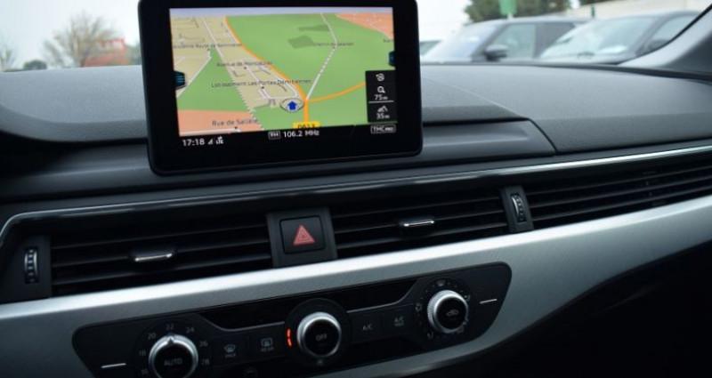 Audi A5 Sportback 2.0 TFSI 190CH BUSINESS LINE ESSENCE Blanc occasion à VENDARGUES - photo n°4