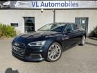 Audi A5 Sportback 2.0 TFSI 252 CH ULTRA DESIGN LUXE QUATTRO S TRONIC 7 Bleu 2017 - annonce de voiture en vente sur Auto Sélection.com