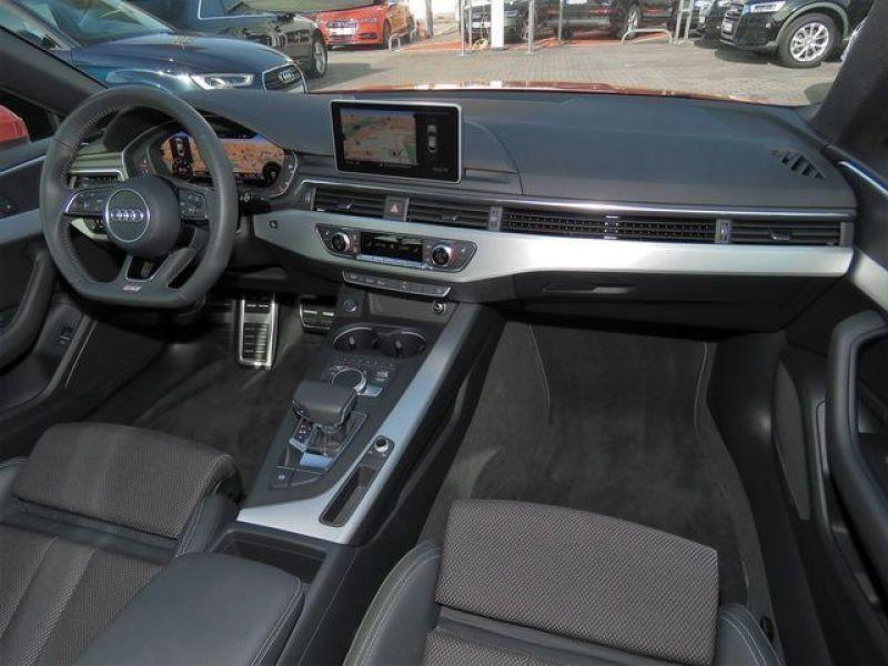 Audi A5 Sportback 2.0 TFSI 252 S Line Rouge occasion à Beaupuy - photo n°2