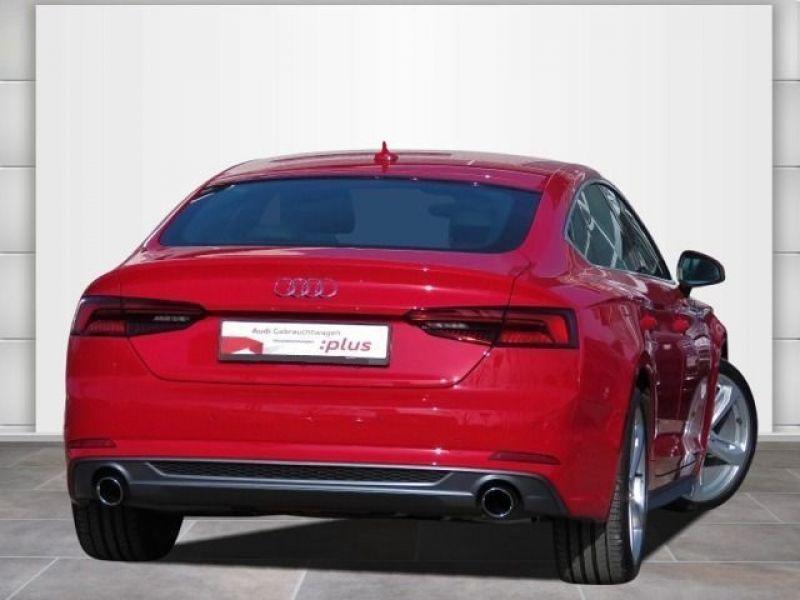 Audi A5 Sportback 2.0 TFSI 252 S Line Rouge occasion à Beaupuy - photo n°3