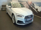 Audi A5 Sportback 2.0 TFSI 252 S Line Blanc à Beaupuy 31
