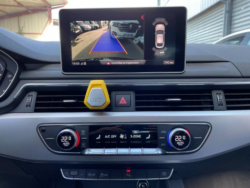 Audi A5 Sportback 2.0 TFSI 252CH ULTRA DESIGN LUXE QUATTRO S TRONIC 7 Bleu occasion à Colomiers - photo n°6