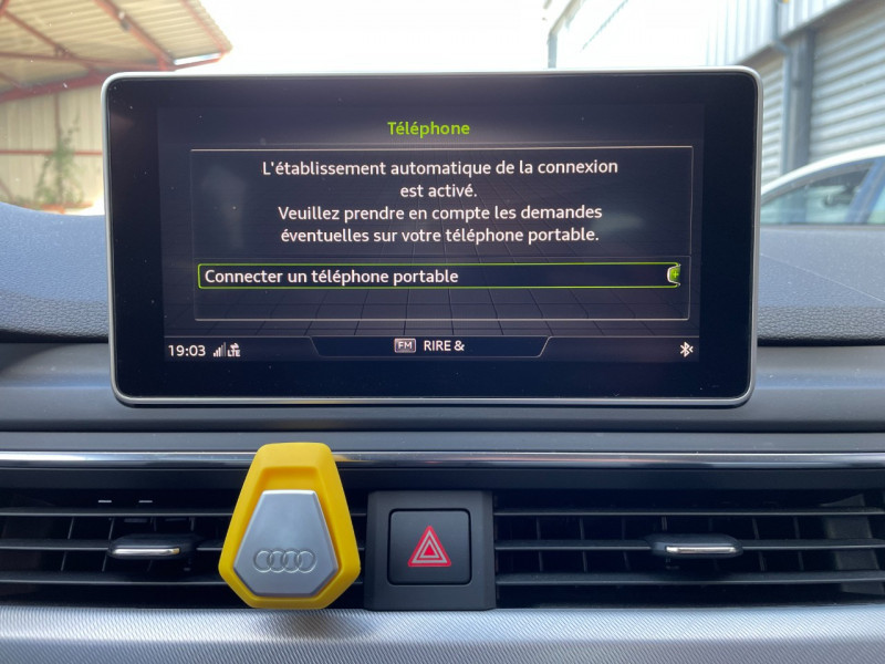 Audi A5 Sportback 2.0 TFSI 252CH ULTRA DESIGN LUXE QUATTRO S TRONIC 7 Bleu occasion à Colomiers - photo n°9