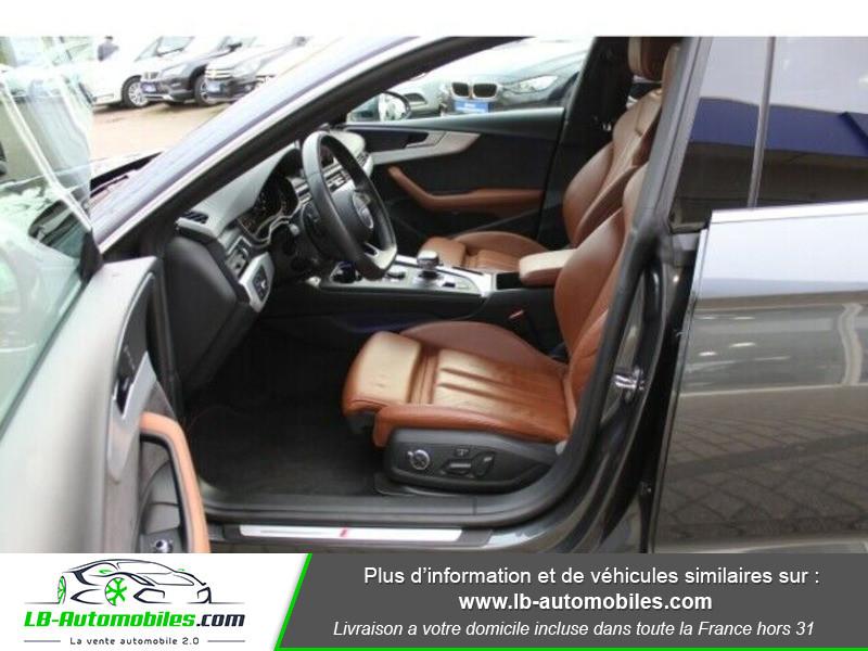 Audi A5 Sportback 3.0 TDI 272 Tiptronic 8 Quattro Gris occasion à Beaupuy - photo n°5