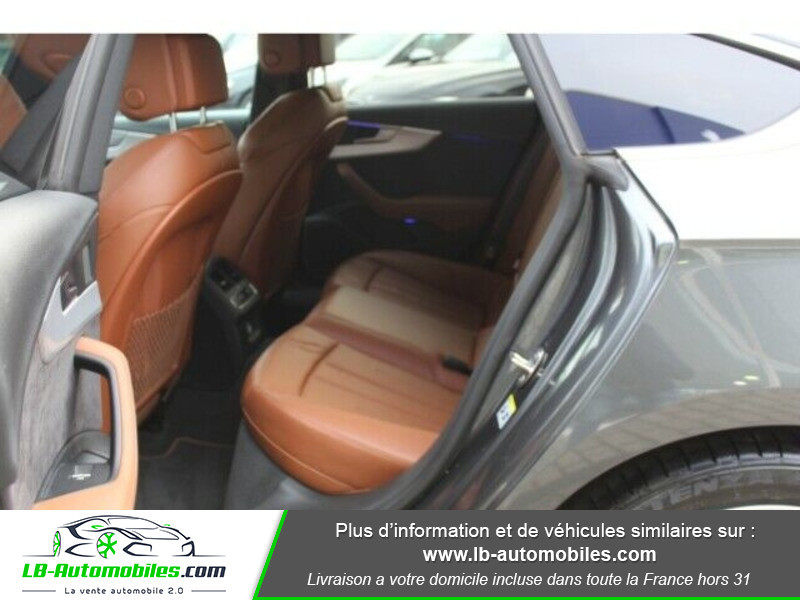 Audi A5 Sportback 3.0 TDI 272 Tiptronic 8 Quattro Gris occasion à Beaupuy - photo n°4