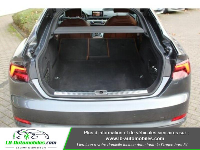 Audi A5 Sportback 3.0 TDI 272 Tiptronic 8 Quattro Gris occasion à Beaupuy - photo n°11