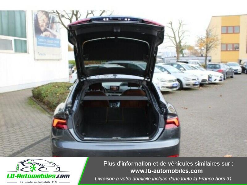 Audi A5 Sportback 3.0 TDI 272 Tiptronic 8 Quattro Gris occasion à Beaupuy - photo n°12