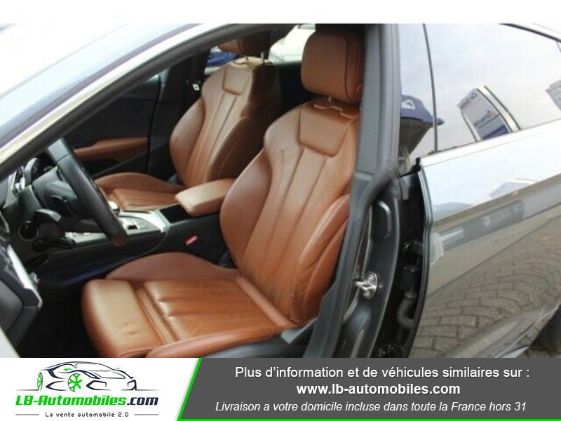 Audi A5 Sportback 3.0 TDI 272 Tiptronic 8 Quattro Gris occasion à Beaupuy - photo n°6