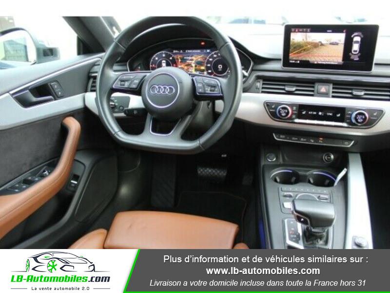 Audi A5 Sportback 3.0 TDI 272 Tiptronic 8 Quattro Gris occasion à Beaupuy - photo n°2