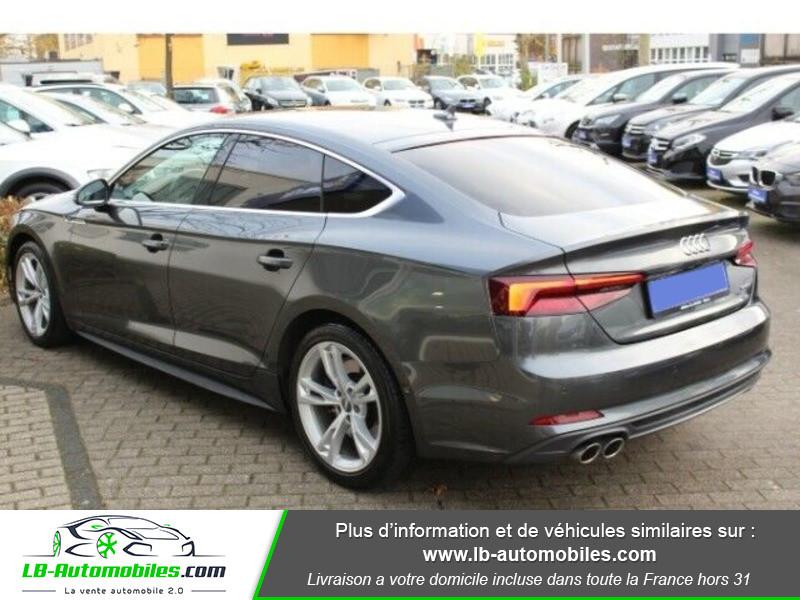 Audi A5 Sportback 3.0 TDI 272 Tiptronic 8 Quattro Gris occasion à Beaupuy - photo n°9