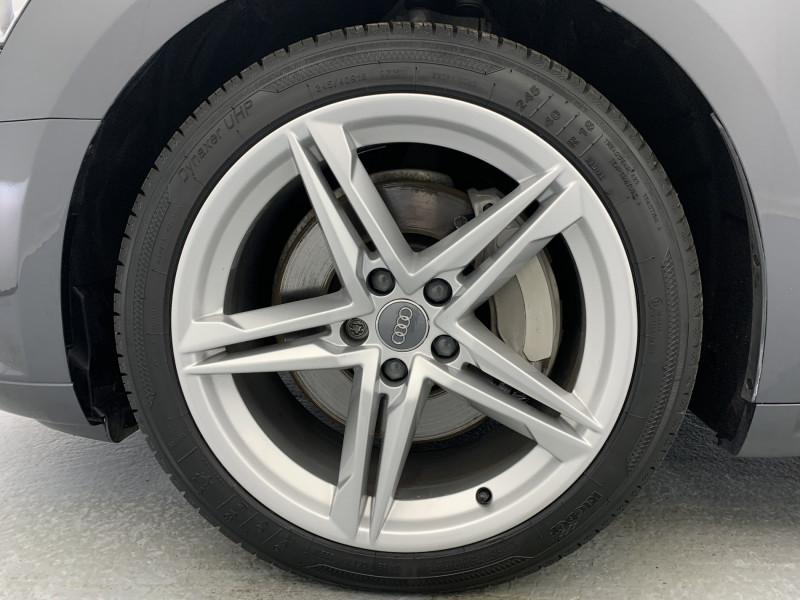Audi A5 Sportback 3.0 TDI 272ch S line Quattro Tiptronic + Toit ouvrant Gris occasion à SAINT-GREGOIRE - photo n°17