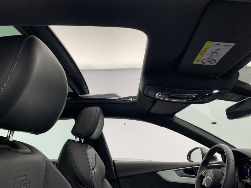 Audi A5 Sportback 3.0 TDI 272ch S line Quattro Tiptronic + Toit ouvrant Gris occasion à SAINT-GREGOIRE - photo n°19