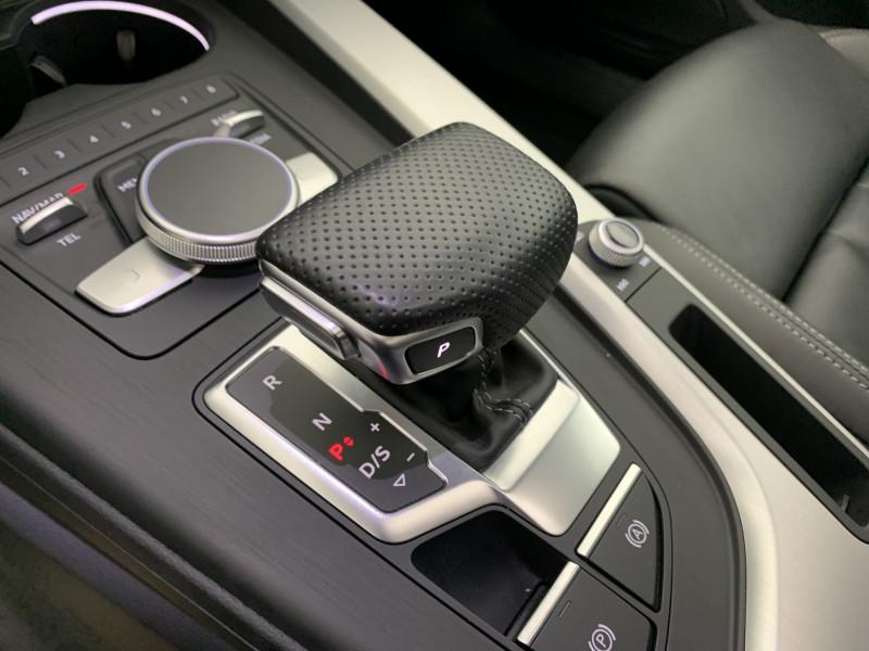 Audi A5 Sportback 3.0 TDI 272ch S line Quattro Tiptronic + Toit ouvrant Gris occasion à SAINT-GREGOIRE - photo n°13