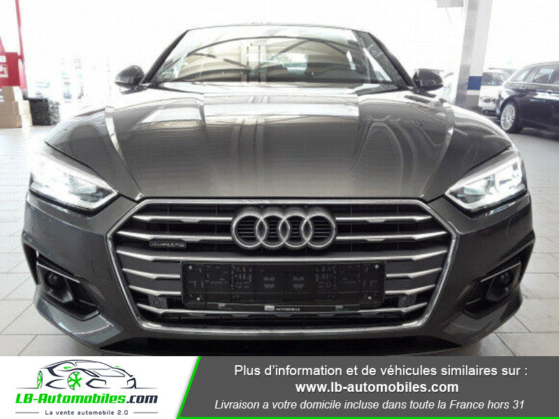 Audi A5 Sportback 3.0 TDI 286 Tiptronic 8 Quattro Gris occasion à Beaupuy - photo n°14