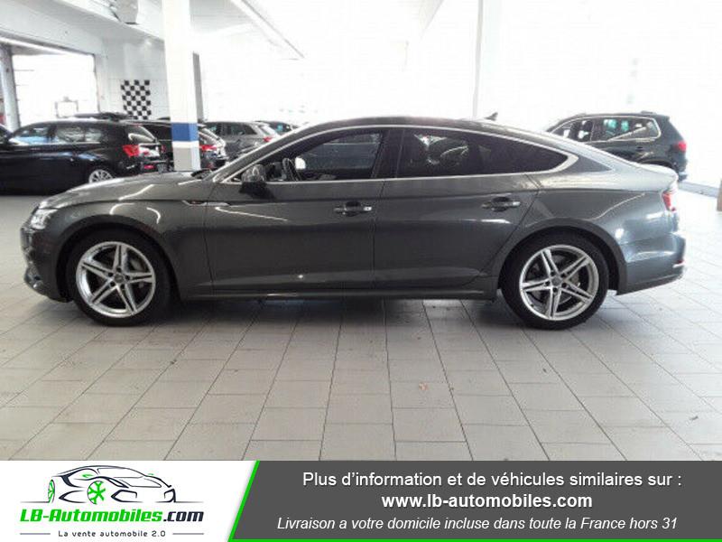 Audi A5 Sportback 3.0 TDI 286 Tiptronic 8 Quattro Gris occasion à Beaupuy - photo n°15