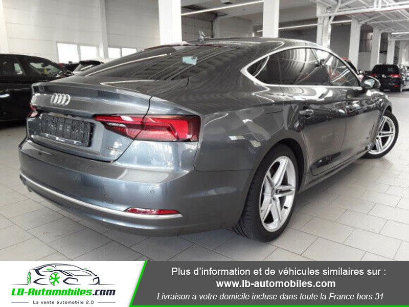 Audi A5 Sportback 3.0 TDI 286 Tiptronic 8 Quattro Gris occasion à Beaupuy - photo n°3