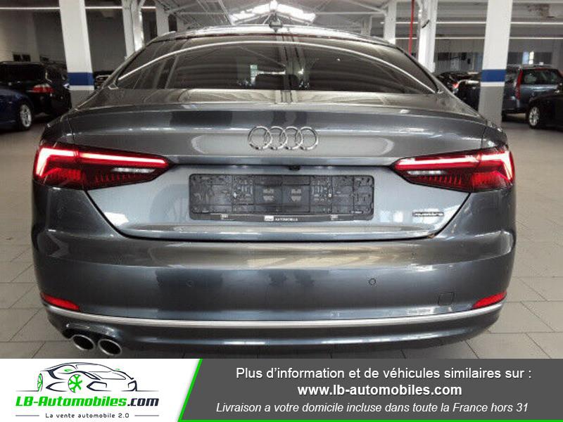 Audi A5 Sportback 3.0 TDI 286 Tiptronic 8 Quattro Gris occasion à Beaupuy - photo n°13