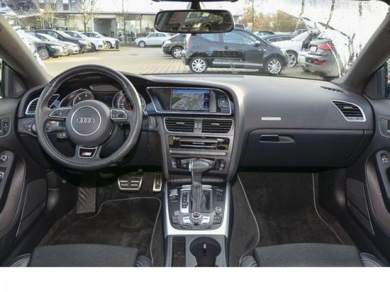Audi A5 Sportback 3.0 TDI Quattro 218 S-Line Noir occasion à Beaupuy - photo n°2