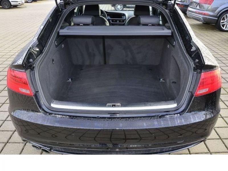 Audi A5 Sportback 3.0 TDI Quattro 218 S-Line Noir occasion à Beaupuy - photo n°7