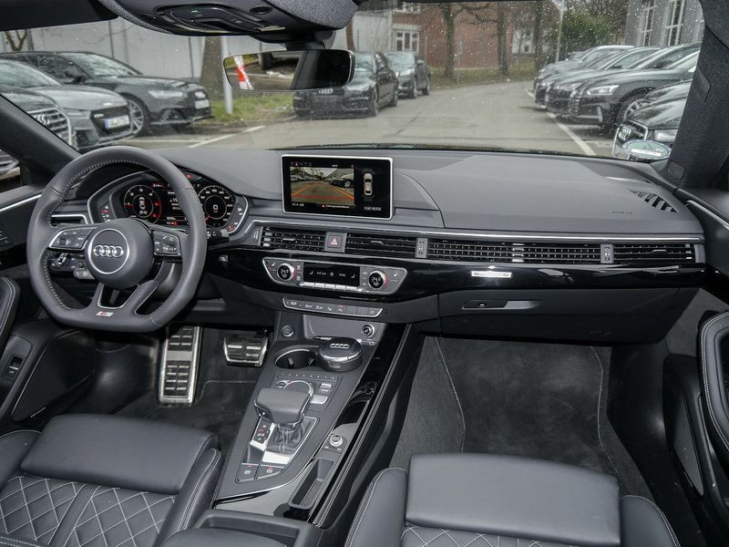 Audi A5 Sportback 3.0 TDI Quattro 272 S Line Noir occasion à Beaupuy - photo n°2